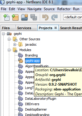 netbeans gephi source 3 en