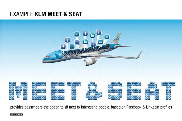klm meet and seat